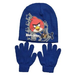 Angry Birds Hat and Gloves Set